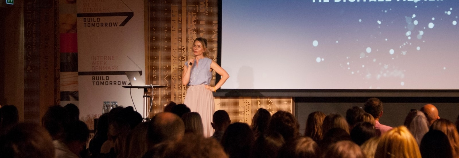 Foredrag Anne Glad