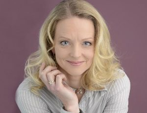 Jeanette Wegge-Larsen foredrag