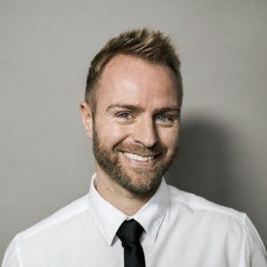 Jesper Bergstrøm Foredrag