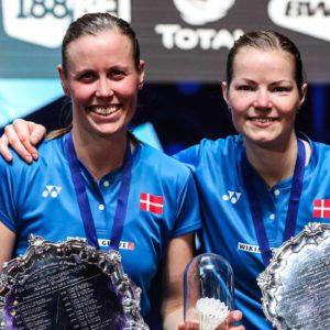 Kamilla Rytter Juhl og Christinna Pedersen Foredrag