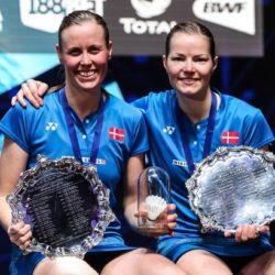 Kamilla Rytter Juhl og Christinna Pedersen