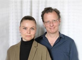 Esben Kjær og Lotte Blicher Mørk