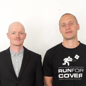 Mads Korsgaard og Pede B. Foredrag