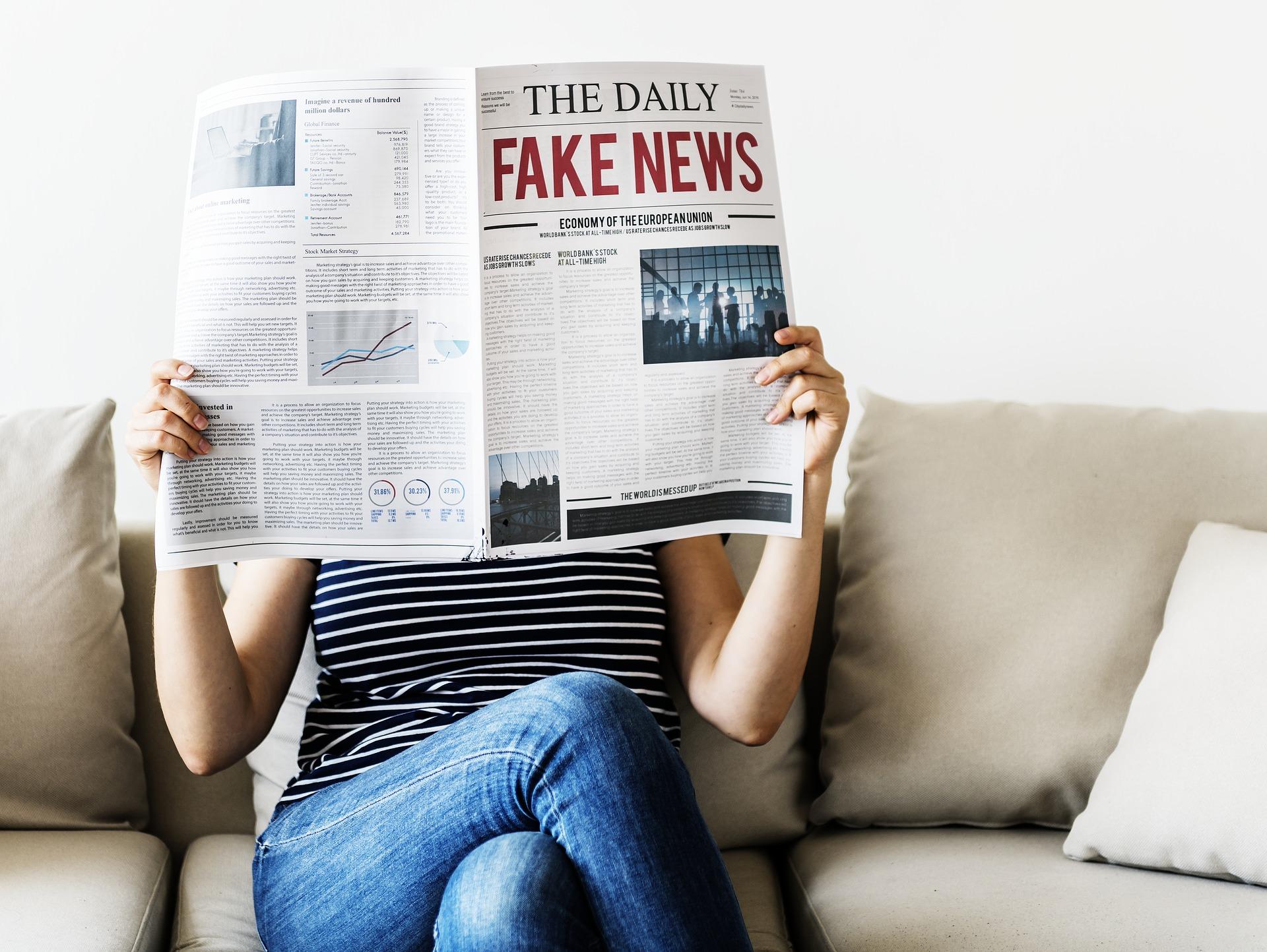 Hvad gør I, hvis fake news rammer jer som virksomhed eller organisation?