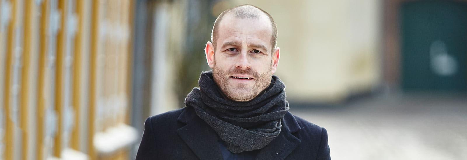 Anders Bjørk Foredrag