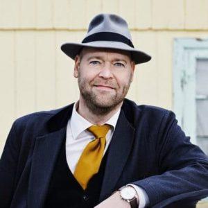 Anders Fogh Jensen foredrag