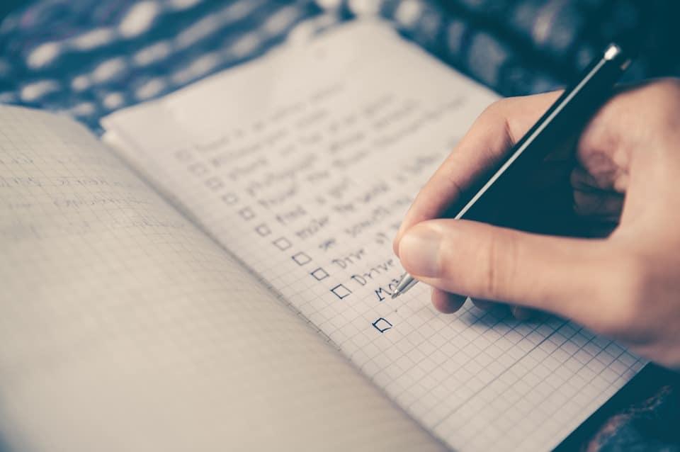 Tjekliste inden foredrag: det skal du huske som arrangør