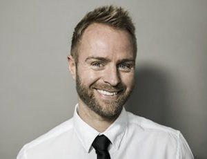 Jesper Bergstrøm - ekspert i kropssprog foredrag
