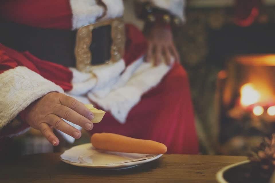 Må børn tro på julemanden?