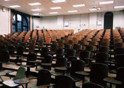 Stoleopsætning til dit foredrag - fordele og ulemper