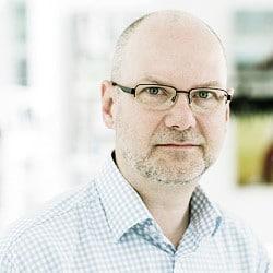 Foredragsholder Michael Ejstrup