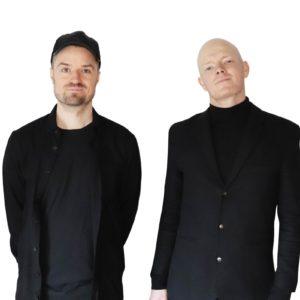 Mads Korsgaard og Andreas Refsgaard